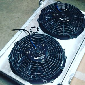 Rotary Cooling