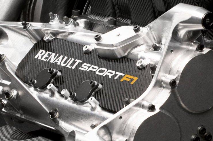 250/265 RS Engine Bay