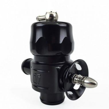 Turbosmart TS-0205-1021 Black Dual Port Blow-Off Valve for Mitsubishi