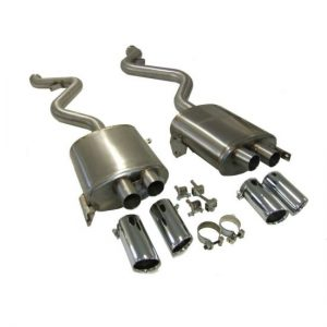 E9X M3 Exhaust Systems