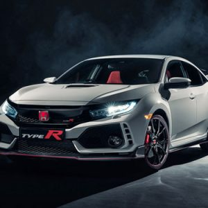 FK8 Civic Type R