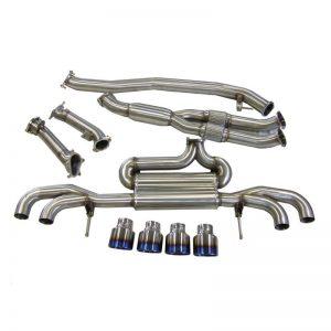 GTR Exhaust System