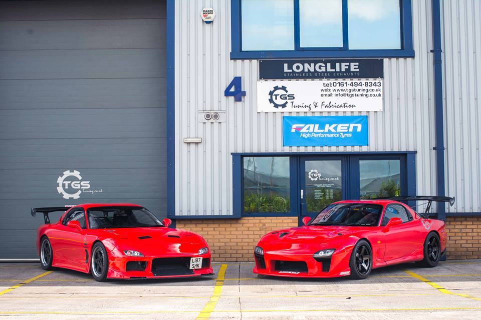 contact us at tgs tuning uk