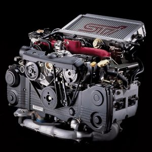 Impreza 92/00 Engine Bay